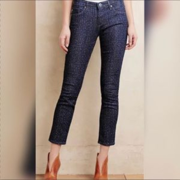 Ag Adriano Goldschmied Denim - AG Adriano Goldschmied The Stevie Ankle Jeans 27P
